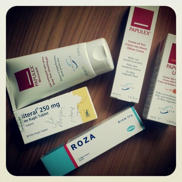 Laçin Tenel Rosacea Yeni Ilaçlar